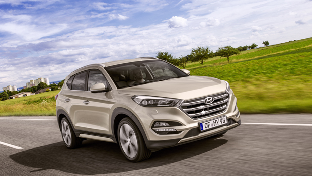 der neue hyundai tucson ein koreanischer suv. Black Bedroom Furniture Sets. Home Design Ideas