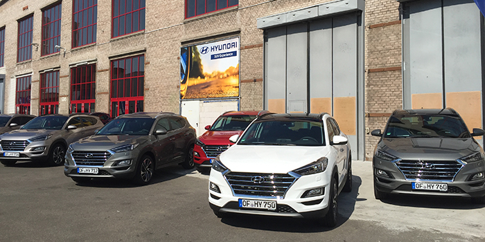 Alternative Antriebe bei Hyundai